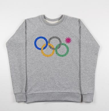Четыре к одному - Купить детские свитшоты спортивные в Москве, цена детских свитшотов спортивных  с прикольными принтами - магазин дизайнерской одежды MaryJane