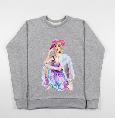 Дэйзи - Купить детские свитшоты модные в Москве, цена детских свитшотов модных  с прикольными принтами - магазин дизайнерской одежды MaryJane
