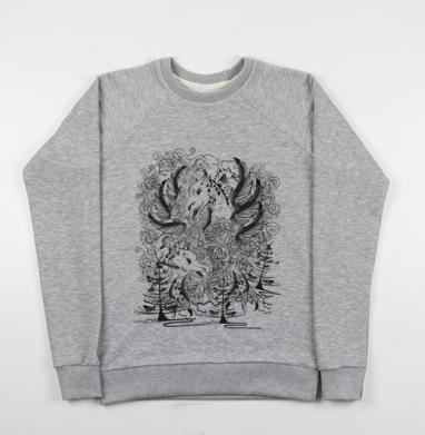 Дракон - Купить детские свитшоты со сказками в Москве, цена детских свитшотов со сказками  с прикольными принтами - магазин дизайнерской одежды MaryJane