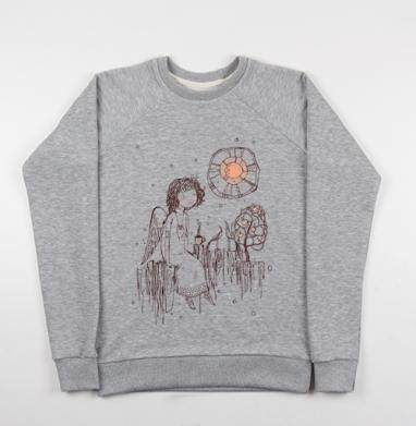 Душевный разговор ... - Купить детские свитшоты с символами в Москве, цена детских свитшотов с символом с прикольными принтами - магазин дизайнерской одежды MaryJane