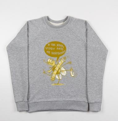 Гуляй рванина - Купить детские свитшоты с насекомыми в Москве, цена детских свитшотов с насекомыми  с прикольными принтами - магазин дизайнерской одежды MaryJane