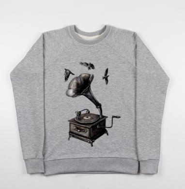 Музыка винтаж - Купить детские свитшоты музыка в Москве, цена детских свитшотов музыкальных  с прикольными принтами - магазин дизайнерской одежды MaryJane