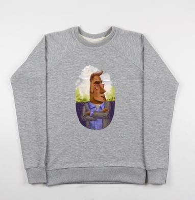 В душЕ он тоже хипстер - Купить детские свитшоты с людьми в Москве, цена детских свитшотов с людьми  с прикольными принтами - магазин дизайнерской одежды MaryJane