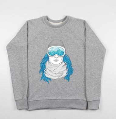 В горы - Купить детские свитшоты с горами в Москве, цена детских свитшотов с горами с прикольными принтами - магазин дизайнерской одежды MaryJane