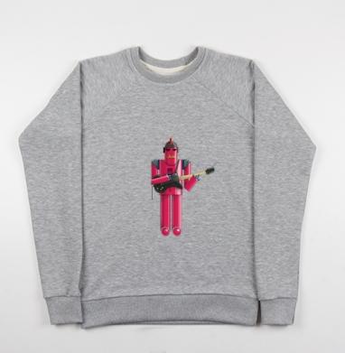 Футболки эквалайзер mp3-robot - Купить детские свитшоты с роботами в Москве, цена детских свитшотов с роботами с прикольными принтами - магазин дизайнерской одежды MaryJane