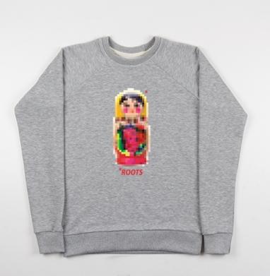 Roots - Купить детские свитшоты Россия в Москве, цена детских свитшотов Россия  с прикольными принтами - магазин дизайнерской одежды MaryJane