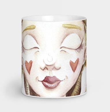 Чашка чая в лесу - усы, Новинки