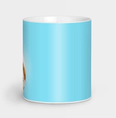 Алиса, следуй за белым кроликом - Кружки с логотипом
