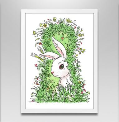 Солнечный кролик  - Интернет магазин футболок №1 в Москве