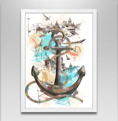 Морской волк - Постеры, птицы, Популярные