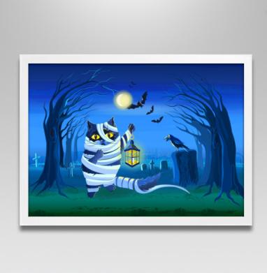 Муми-кот - Постеры