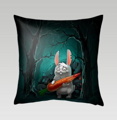Кролик с морковкой  - Интернет магазин футболок №1 в Москве