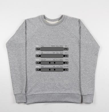 Type Characteristics - Купить мужские свитшоты ретро в Москве, цена мужских свитшотов ретро  с прикольными принтами - магазин дизайнерской одежды MaryJane