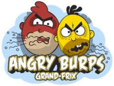ANGRY BURPS. Гневные отрыжки. - пародия - Коллекции
