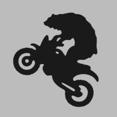Медвебайк - Мото футболки