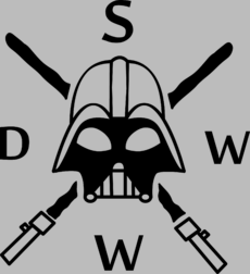 Темная сторона ждет тебя - Фуболки звёздные войны (Star Wars)