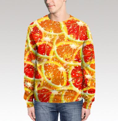 Свитшот мужской без капюшона (полная запечатка), полная запечатка - Каталог продукции интернет-магазина футболок №1 Мэриджейн