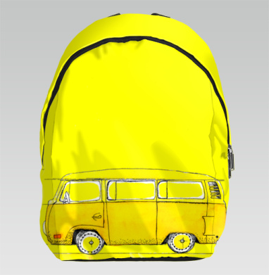 Жёлтый Автобус - Рюкзак