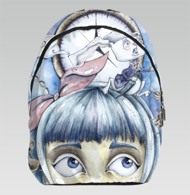 Знакомство с белым кроликом - Рюкзак