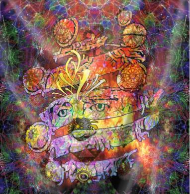 Магическая маска - психоделика, Популярные