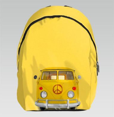 Хиппи Автобус - Рюкзак