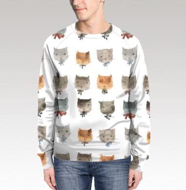 Котитки девять, Свитшот мужской 3D