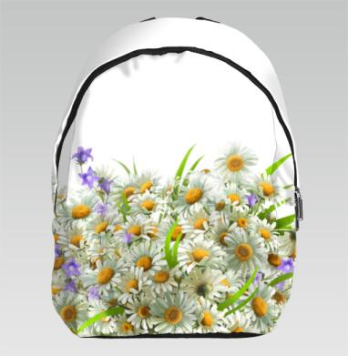 Букет ромашек - Рюкзак