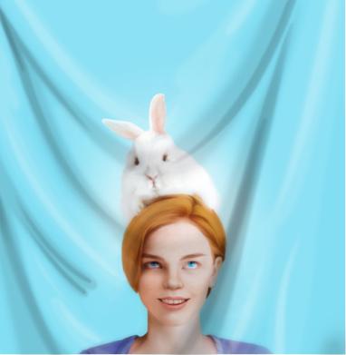 Алиса, следуй за белым кроликом -