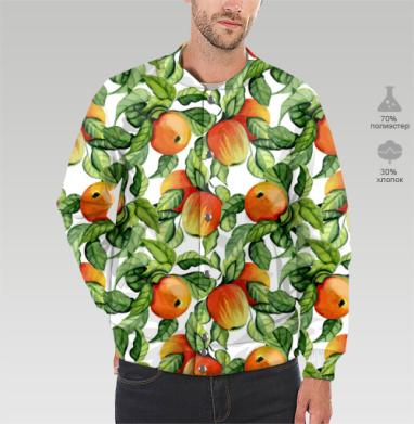 Яблоки, Бомбер мужской 3D