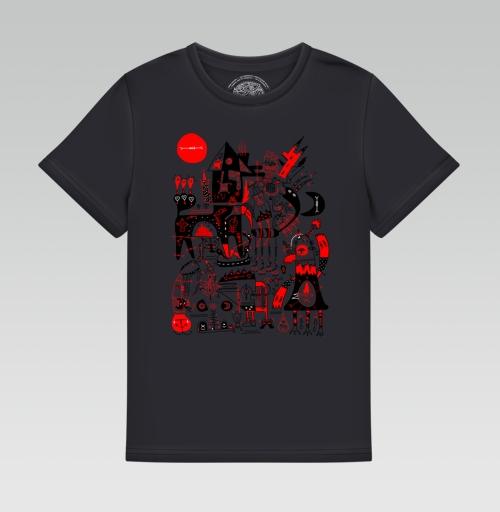 Футболка —  Космос знает от fb-1482308805151309 | maryjane.ru - дизайнерские футболки
