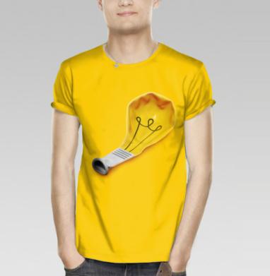 30995ee78acad Идея сдулась - Купить мужскую футболку с 3D принтом, 3д футболки с рисунком  недорого в